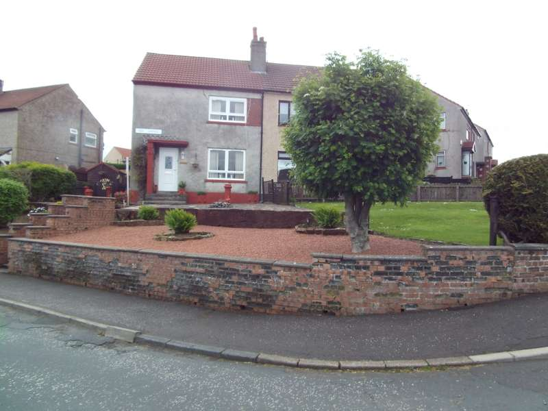 3 Bedrooms Semi Detached House for sale in 2 Dee Avenue, Kilmarnock, KA1 3TF