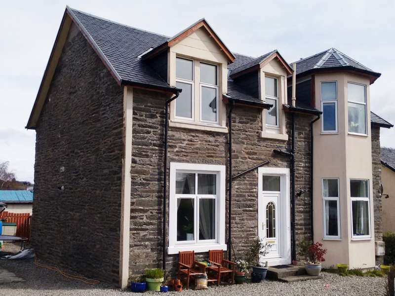 2 Bedrooms Flat for sale in 44 McArthur Street, Dunoon, PA23 7PL