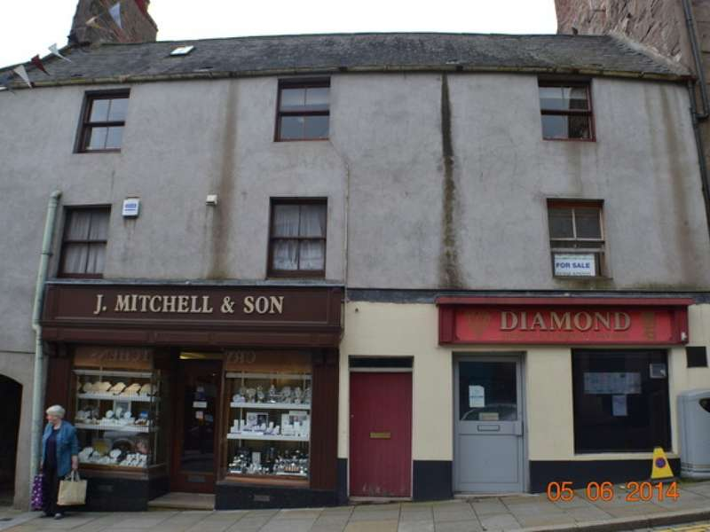 2 Bedrooms Flat for sale in 18 High Street, Brechin, Angus, DD9 6ER