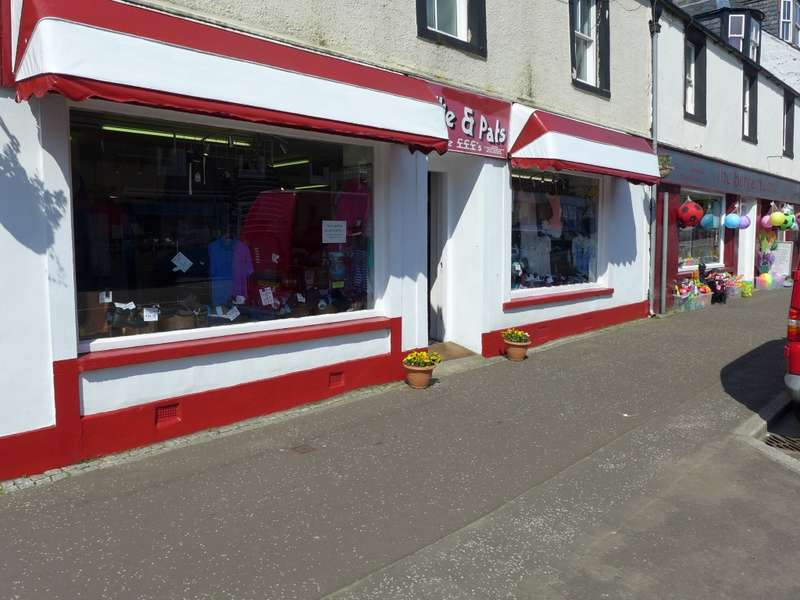 Shop Commercial for sale in 65 Argyll Street, Lochgilphead, PA31 8LZ