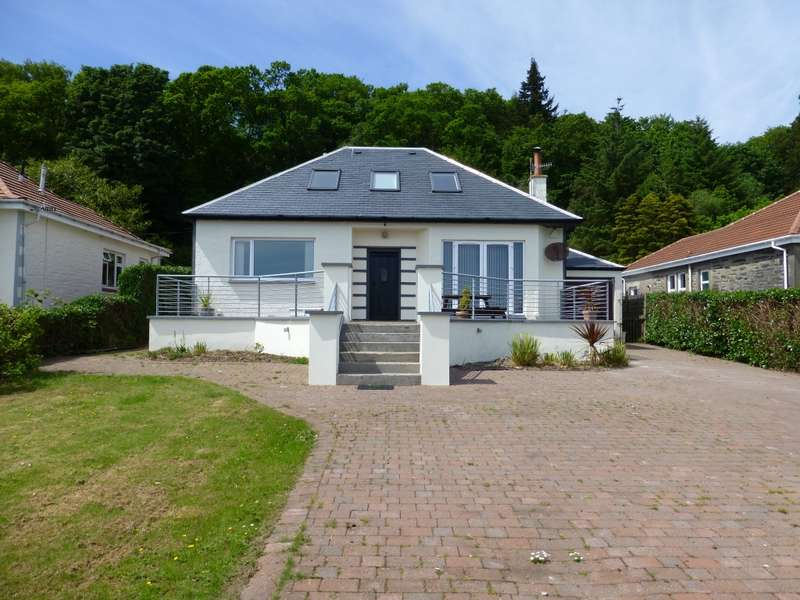 4 Bedrooms Detached House for sale in Shelford Bullwood Road, Innellan, Dunoon, PA23 7QN
