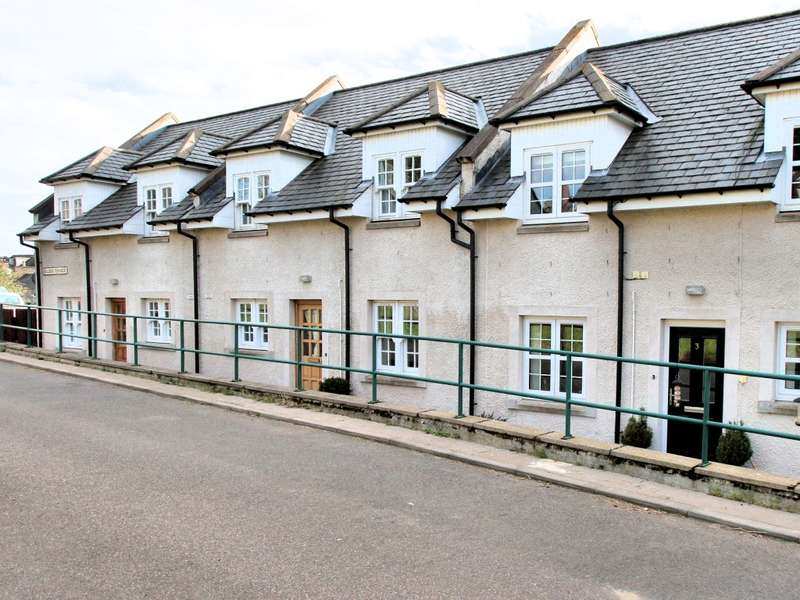 2 Bedrooms Terraced House for sale in 2 Gillies Terrace, Church Road, Auldearn, Nairn , IV12 5TS