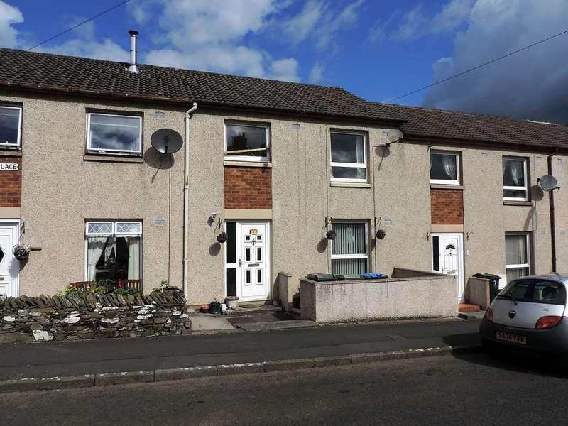 3 Bedrooms Terraced House for sale in 2 Roberton Place, Hawick, Hawick, TD9 0DB