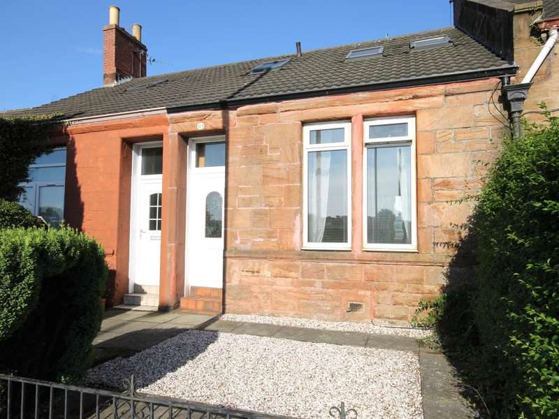 3 Bedrooms Cottage House for sale in 124 Glasgow Road, Wishaw, ML2 7QJ