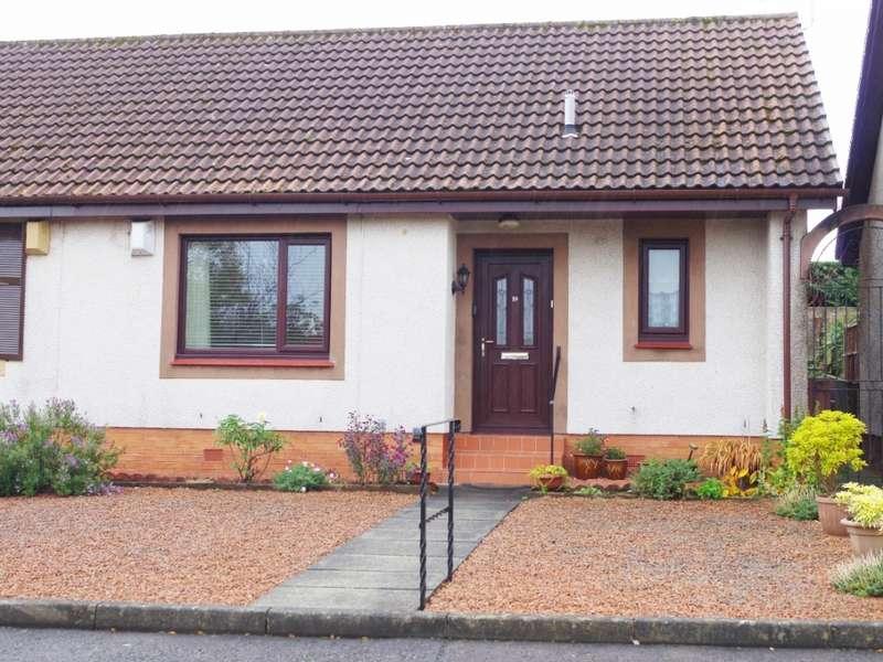 1 Bedroom Bungalow for sale in 19 McLuckie Park, Kilwinning, KA13 6DJ