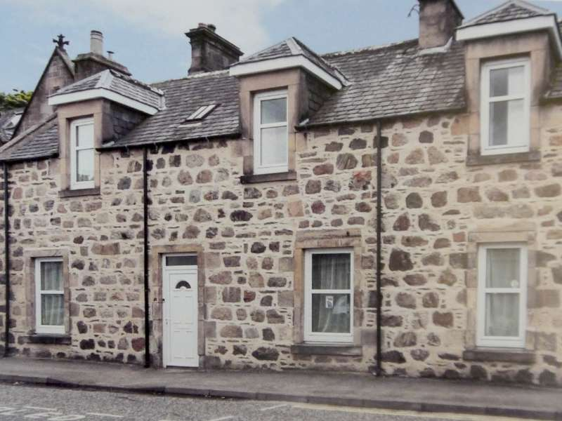 5 Bedrooms Town House for sale in 49 High Street, Rothes, AB38 7AY