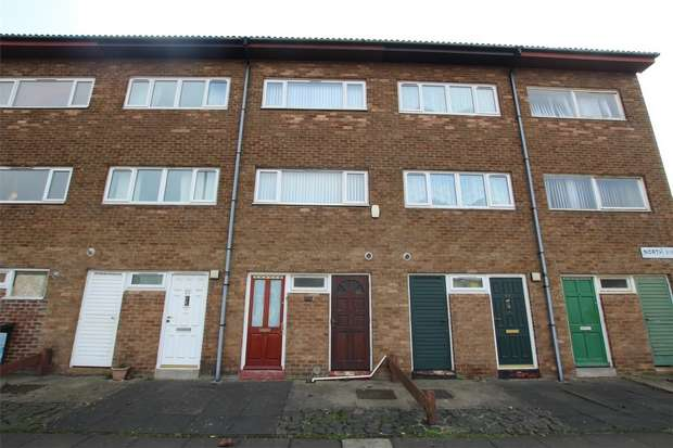 3 Bedrooms Terraced House for sale in North View, Heaton, NEWCASTLE UPON TYNE, Tyne and Wear
