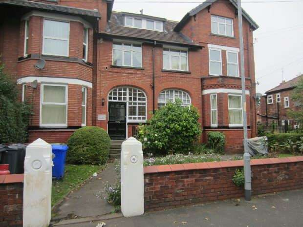 1 Bedroom Flat for sale in 2-4, Athol Road, Whalley Range, Manchester