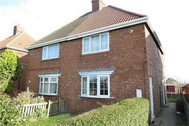3 Bedrooms Semi Detached House for sale in Hawthorne Terrace, Shotton Colliery, Durham