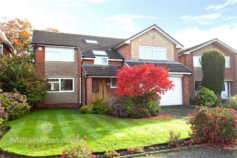 4 Bedrooms Detached House for sale in Church Meadows, Harwood, Bolton, Lancashire