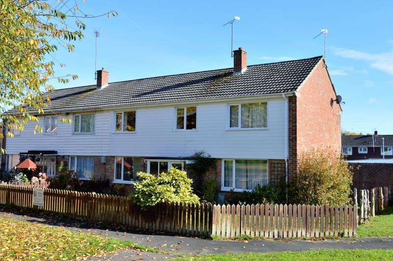 5 Bedrooms Semi Detached House for sale in Churchill Way, Taunton, Somerset