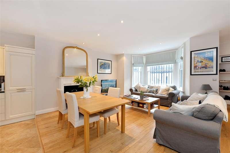 2 Bedrooms Flat for sale in Longridge Road, Earls Court, London, SW5