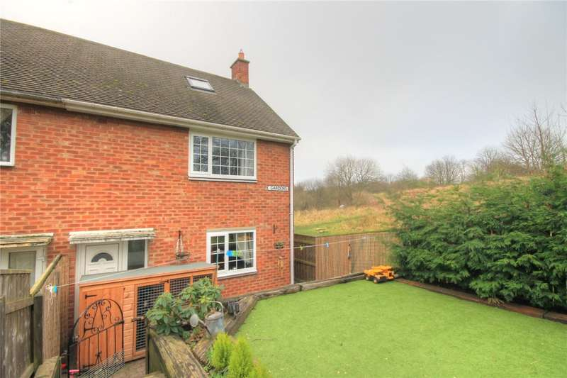 2 Bedrooms End Of Terrace House for sale in Stanhope Gardens, Stanley, Durham, DH9