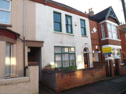 2 Bedrooms Terraced House for sale in Vaughan Street, Coalville, Leicestershire