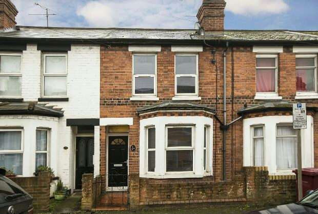 2 Bedrooms Terraced House for sale in Norfolk Road, West Reading,