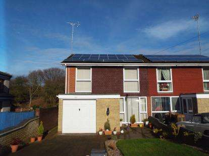 3 Bedrooms Semi Detached House for sale in Rawnsley Road, Hednesford, Cannock, Staffordshire