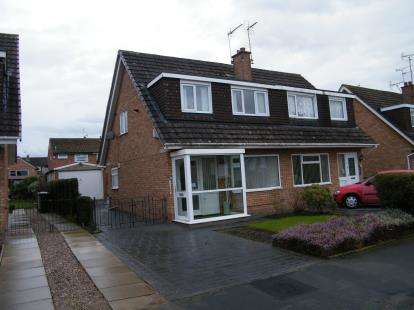 3 Bedrooms House for sale in Borrowdale Close, Wistaston, Crewe