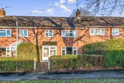 3 Bedrooms Terraced House for sale in Park View, Swynnerton, Stone, Staffordshire