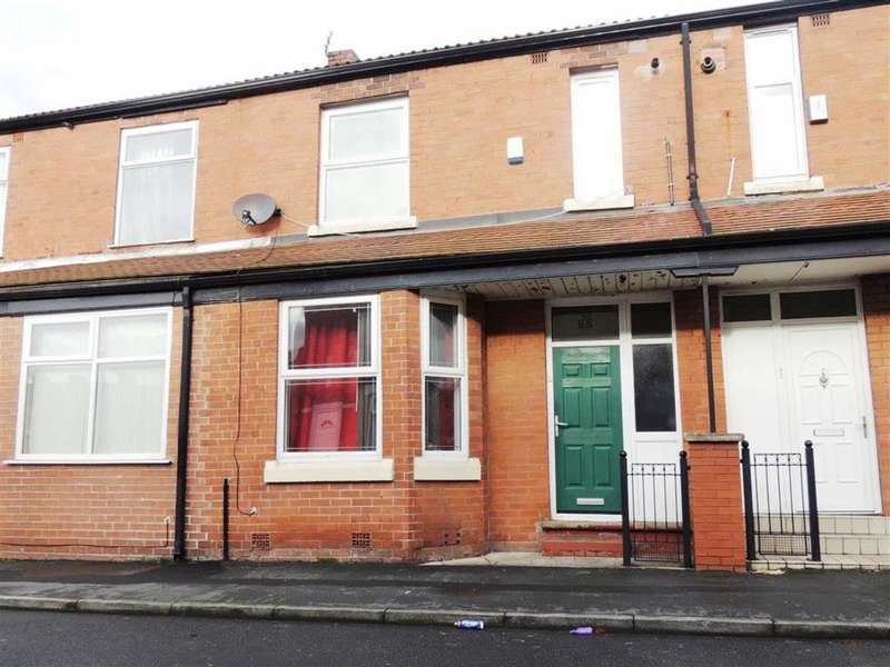 4 Bedrooms Terraced House for sale in Wayne Street, Openshaw, Manchester