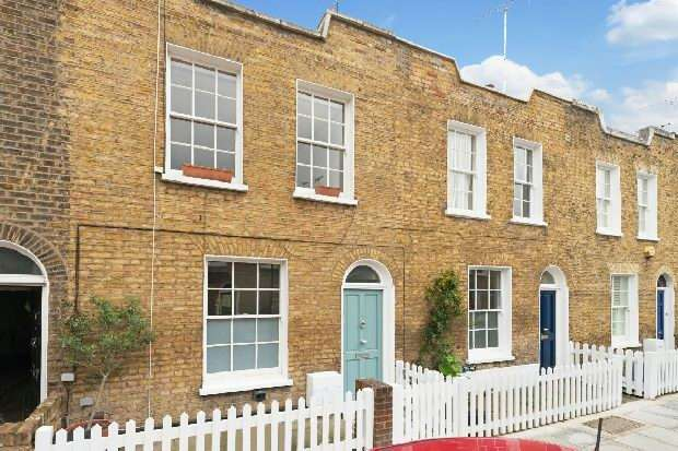 2 Bedrooms Flat for sale in Clarence Way, Camden, NW1