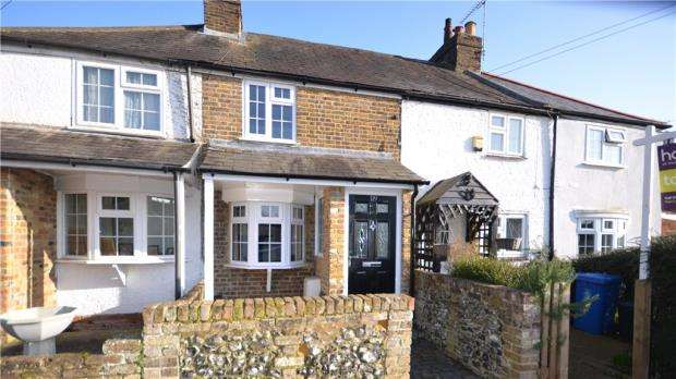 2 Bedrooms Terraced House for sale in Westborough Road, Maidenhead, Berkshire