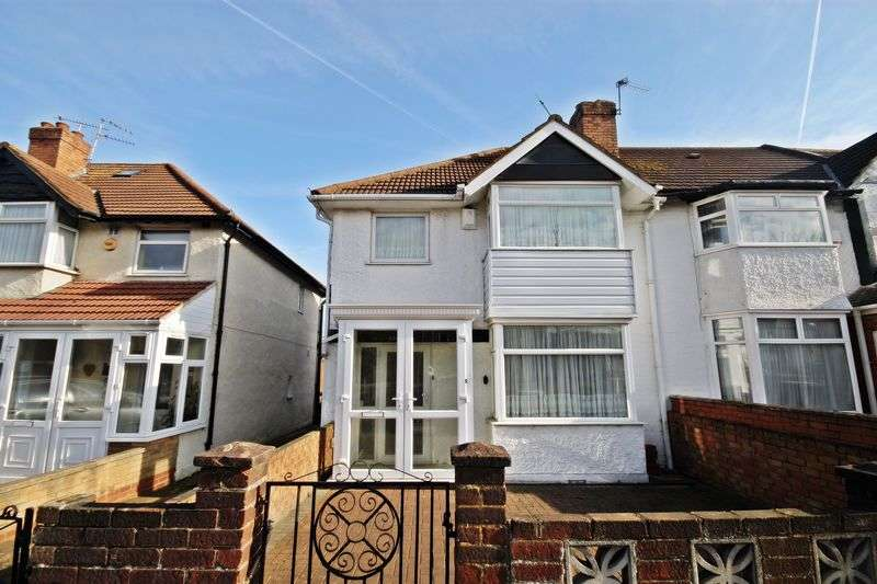 3 Bedrooms Terraced House for sale in Allenby Road, Southall