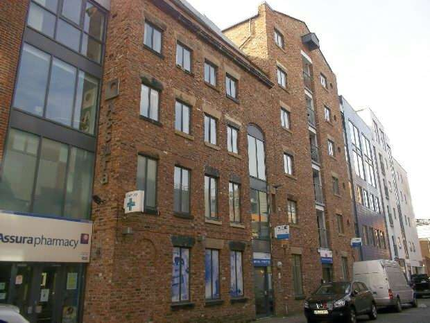 2 Bedrooms Apartment Flat for sale in 28 Argyle Street, Liverpool