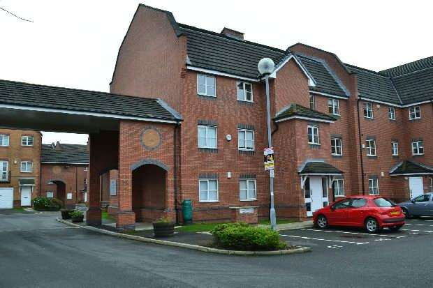 2 Bedrooms Apartment Flat for sale in Armstrong Quay, Liverpool