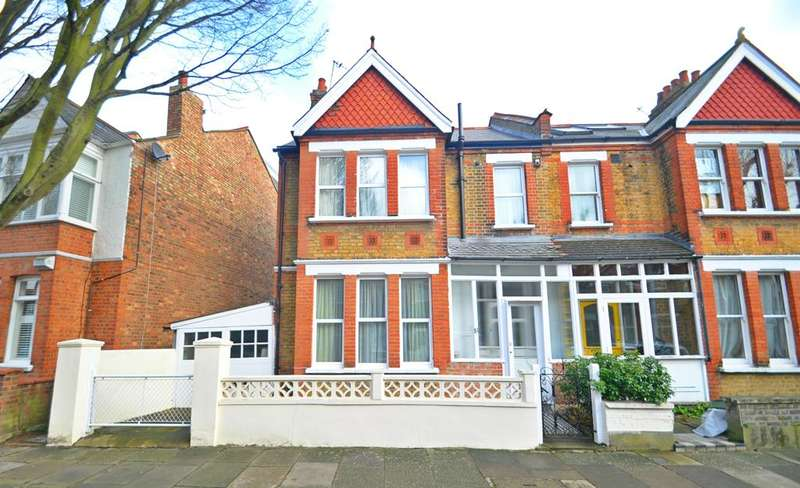 3 Bedrooms End Of Terrace House for sale in Whitehall Road, London, W7 2JE