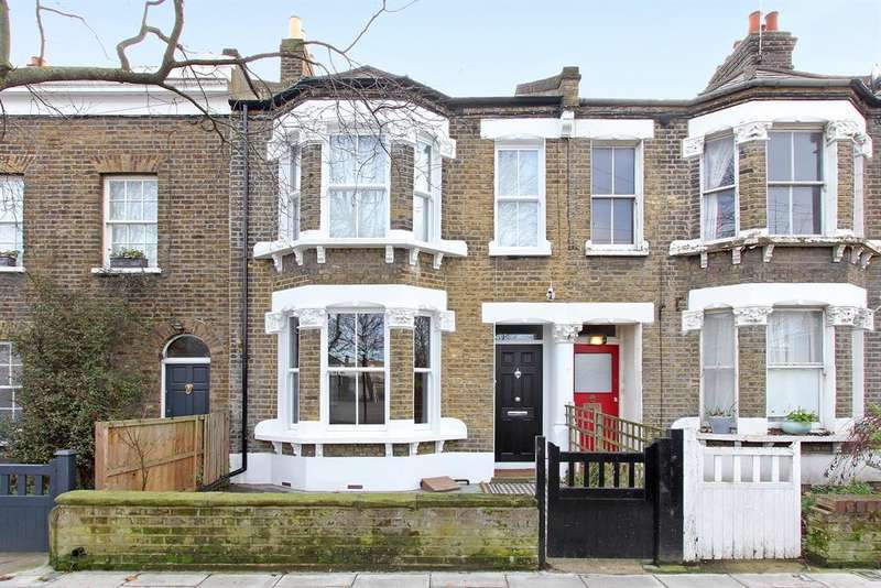 3 Bedrooms Terraced House for sale in Coleman Road, Camberwell, SE5