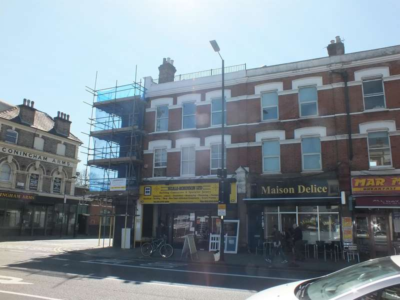 9 Bedrooms Ground Flat for sale in Uxbridge Road, Shepherds Bush, London, W12 9RA