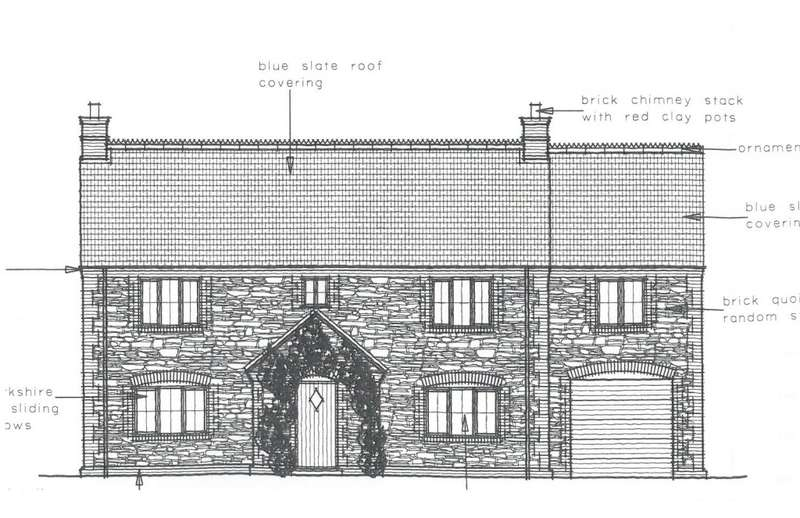 4 Bedrooms Detached House for sale in Residential Building Plot, Moulton, Richmond, Dl10 6QE