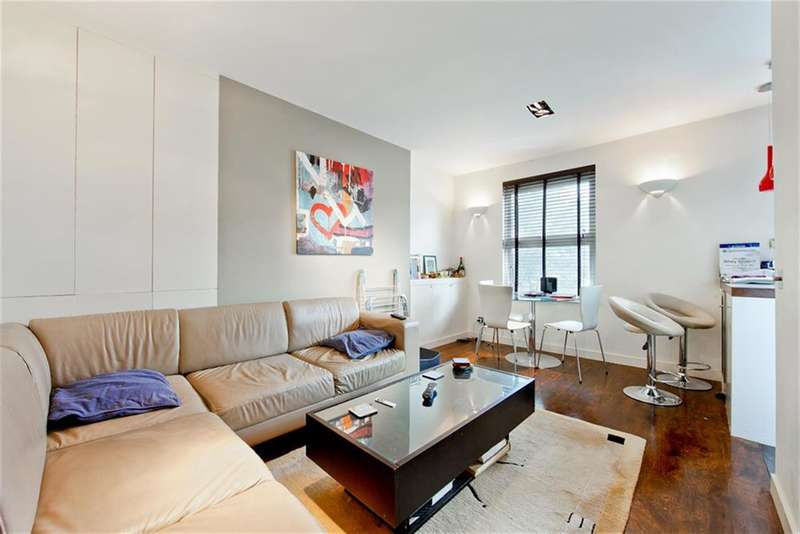 2 Bedrooms Apartment Flat for sale in St. Julians Road, London, NW6 7LB