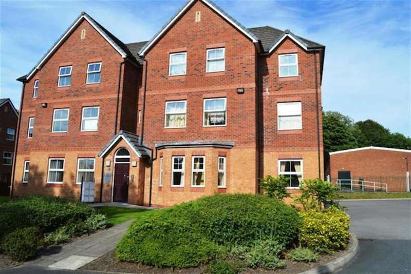 2 Bedrooms Flat for sale in Brookfield Apartments, Leigh Road, Manchester, M46 0NW