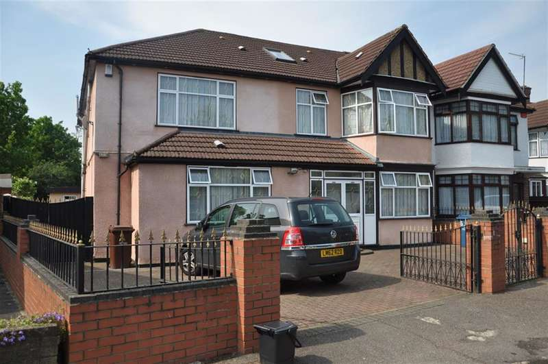 6 Bedrooms Semi Detached House for sale in Kenton Park Road, Kenton , Middlesex, HA3 8EA