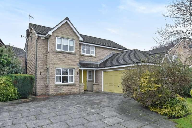 4 Bedrooms Detached House for sale in The Leavens, Apperley Bridge, Bradford, BD10 0UW