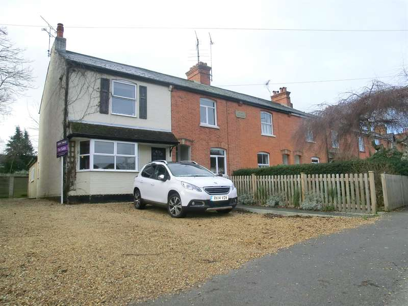 3 Bedrooms End Of Terrace House for sale in Easthampstead Road, Wokingham, Berkshire, RG40 2EB
