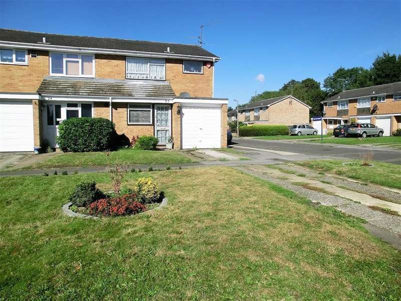 3 Bedrooms Semi Detached House for sale in St. Pauls Gate, Wokingham, Berkshire, RG41 2YP