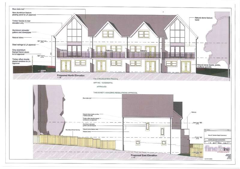 1 Bedroom Land Commercial for sale in Thornton Road, Queensbury, BD13 1PF