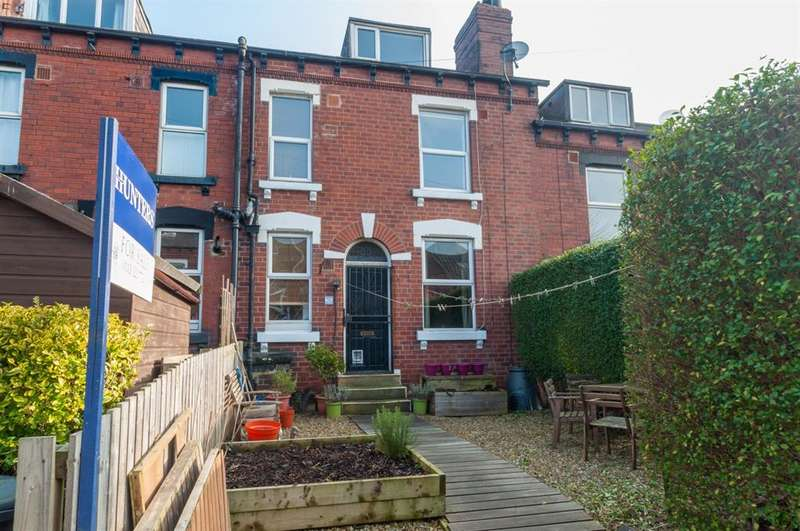 2 Bedrooms Terraced House for sale in Haddon Place, Leeds, LS4