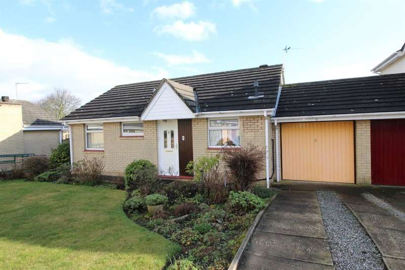 2 Bedrooms Detached Bungalow for sale in Shepcote Close, Leeds, LS16 6SB