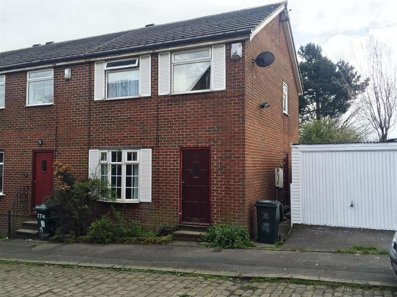 3 Bedrooms Semi Detached House for sale in Low Green Terrace, Bradford, BD7 3NA