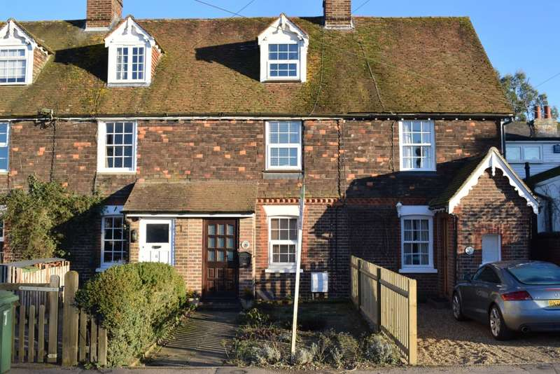 3 Bedrooms Terraced House for sale in Spring Grove Cottages, MARDEN