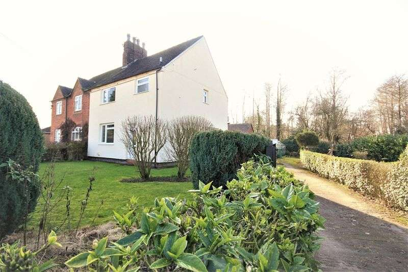 3 Bedrooms Semi Detached House for sale in Golf House Lane, Prees Heath