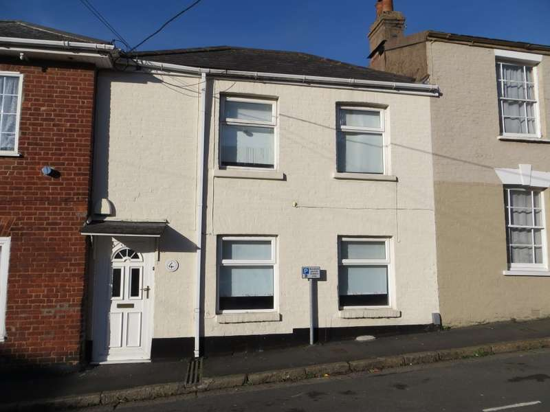 4 Bedrooms Terraced House for sale in Victoria Road, Exeter