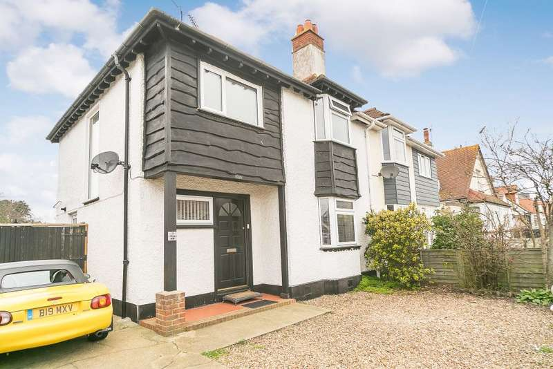 3 Bedrooms Semi Detached House for sale in West Hill Road, Herne Bay, Kent, CT6 8HG