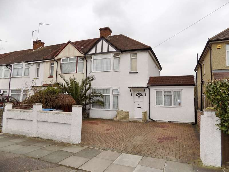 4 Bedrooms End Of Terrace House for sale in greenwood avenue, enfield, Middlesex, EN3