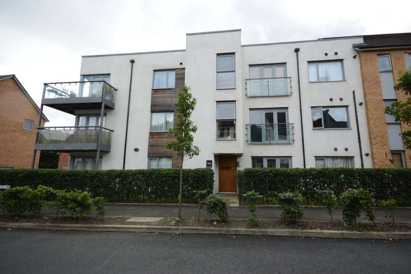 2 Bedrooms Flat for sale in Christie Lane, Salford, M7