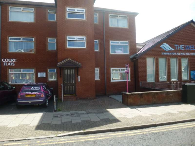 1 Bedroom Apartment Flat for sale in Reads Avenue, Blackpool