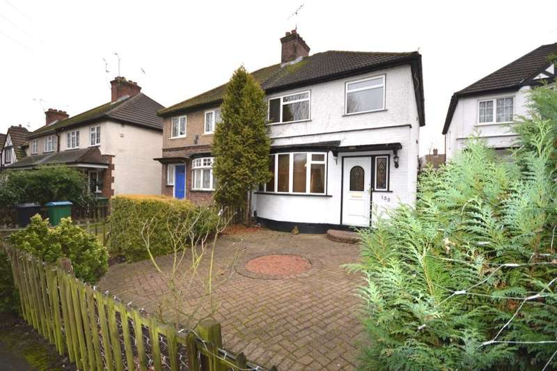 3 Bedrooms Semi Detached House for sale in North Western Avenue, Watford, WD25